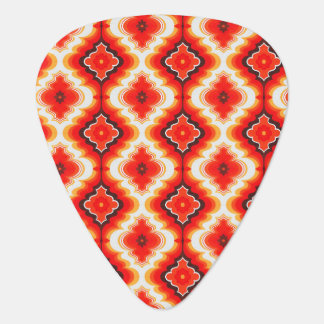 Falln Psychedelic Sunset Guitar Pick