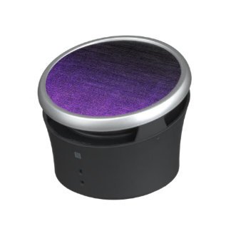 Falln Purple & Black Glitter Gradient Bluetooth Speaker