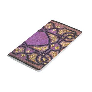 Falln Purple & Gold Vines Book Cover