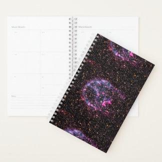 Falln Purple Supernova Planner