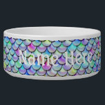 "Falln Rainbow Bubble Mermaid Scales Bowl<br><div class=""desc"">Perfect for any mermaid,  merman,  dragon,  or serpent!
