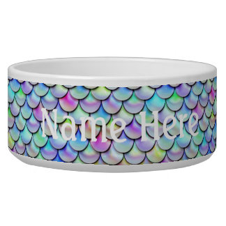 Falln Rainbow Bubble Mermaid Scales Bowl