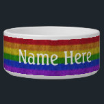 "Falln Rainbow Glitter Gradient Bowl<br><div class=""desc"">Click &#39;Customize&#39; to add in your own personalized text!