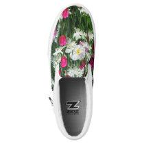 Falln Romantic Spring Morning Slip-On Sneakers