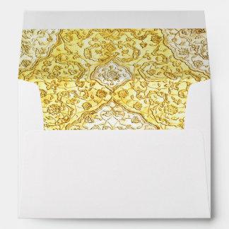 Falln Sacred Gold Book Envelope