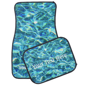 Falln Shimmering Water Car Floor Mat