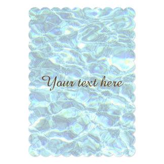 Falln Shimmering Water Card