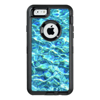 Falln Shimmering Water Otterbox Defender Iphone Case by FallnAngelCreations at Zazzle