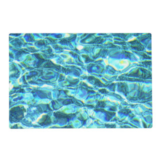 Falln Shimmering Water Placemat