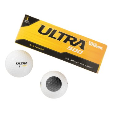 Halloween Themed Falln Silver & Black Glitter Gradient Golf Balls