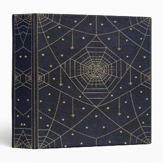 Falln Spider Silk Stars Book Binder
