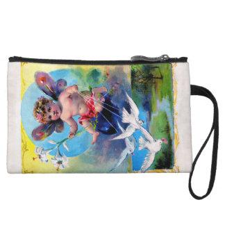 Falln Spring Time Fairy Wristlet Wallet