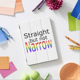 Falln Straight But Not Narrow (black text) iPad Air Cover