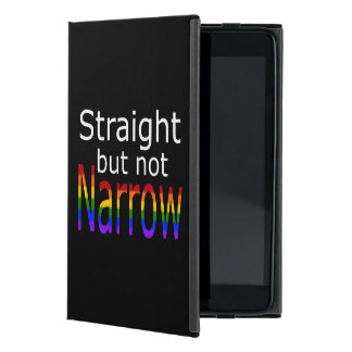 Falln Straight But Not Narrow (white text) Cover For iPad Mini
