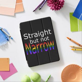 Falln Straight But Not Narrow (white text) iPad Air Cover