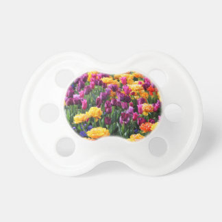 Falln Sunset Floral River Pacifier