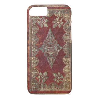 Falln Tarnished Brass Book iPhone 8/7 Case