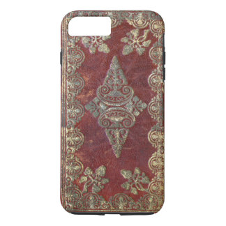 Falln Tarnished Brass Book iPhone 8 Plus/7 Plus Case