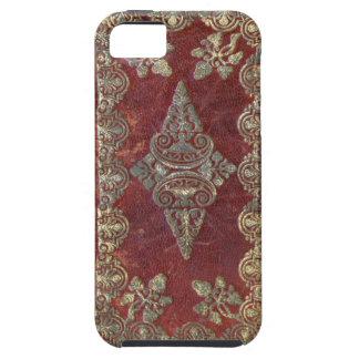 Falln Tarnished Brass Book iPhone SE/5/5s Case