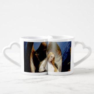 Falln The Angel of Death Coffee Mug Set