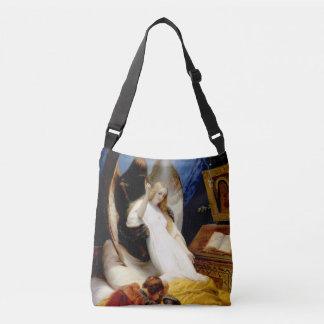 Falln The Angel of Death Crossbody Bag