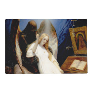 Falln The Angel of Death Placemat