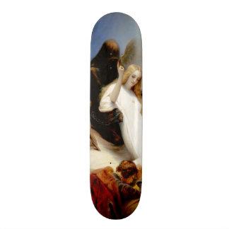 Falln The Angel of Death Skateboard