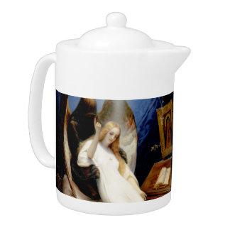 Falln The Angel of Death Teapot