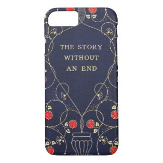 Falln The Story Without An End Book iPhone 8/7 Case