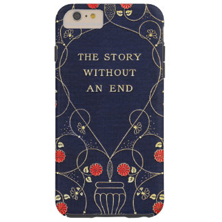 Falln The Story Without An End Book Tough iPhone 6 Plus Case