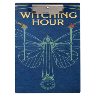 Falln The Witching Hour Book Clipboard