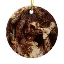Falln Trapped Within Ceramic Ornament