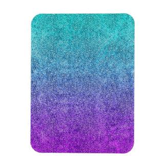 Falln Tropical Dusk Glitter Gradient Magnet