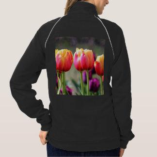 Falln Tulips Aflame Jacket