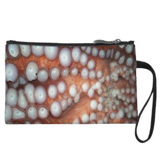 Falln Up Close Octopus Wristlet Wallet
