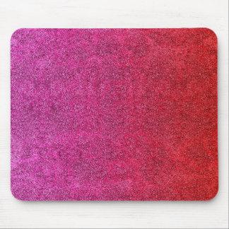 Falln Valentine Glitter Gradient Mouse Pad