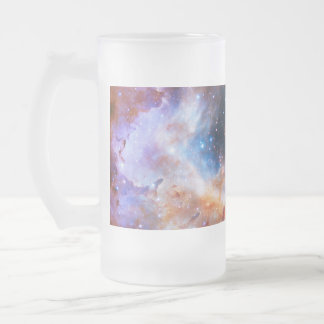 Falln Westerlund Star Field Frosted Glass Beer Mug