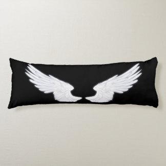 Falln White Angel Wings Body Pillow