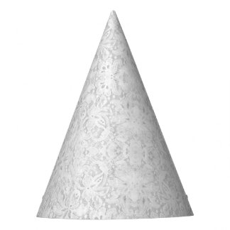 Falln White Lace Party Hat