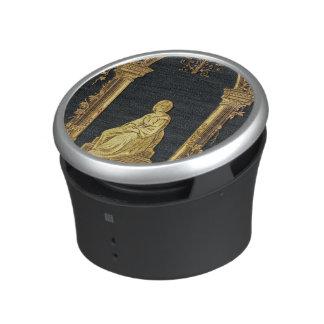 Falln Woman in Gold Book Cover Speaker