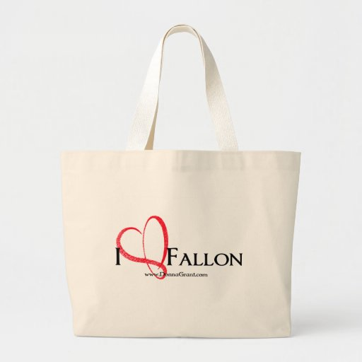 Fallon Jumbo Tote Bag