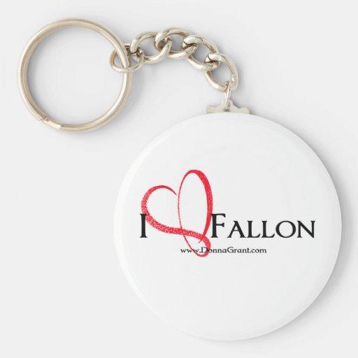 Fallon Keychain