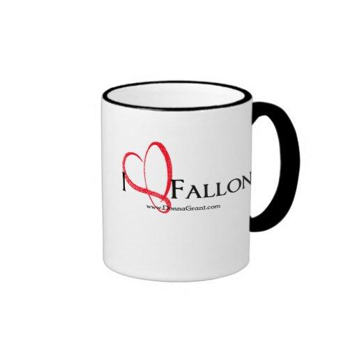 Fallon Coffee Mugs