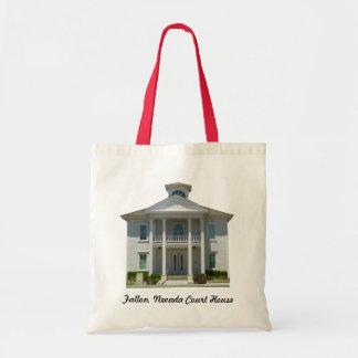 Fallon, Nevada Court House Tote Bag
