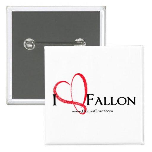 Fallon Pin Cuadrada 5 Cm