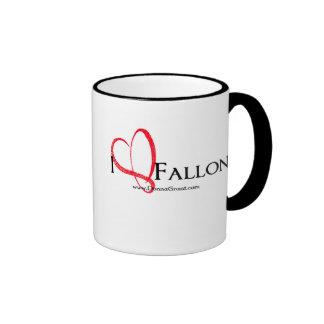 Fallon Taza De Dos Colores
