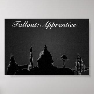 Fallout: Apprentice Poster