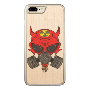 Fallout Hellion Carved iPhone 7 Plus Case