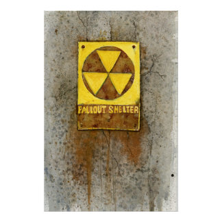 FALLOUT SHELTER #1 Archival Print