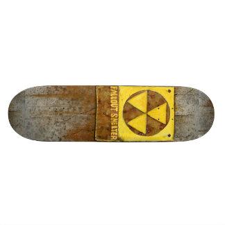Fallout Shelter #1 SkateBoard